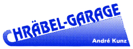 Chräbel-Garage Logo